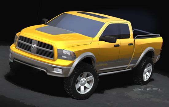 Dodge Ram TRXtreme