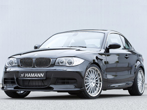 hamann: new for bmw 1series e 82 coupe