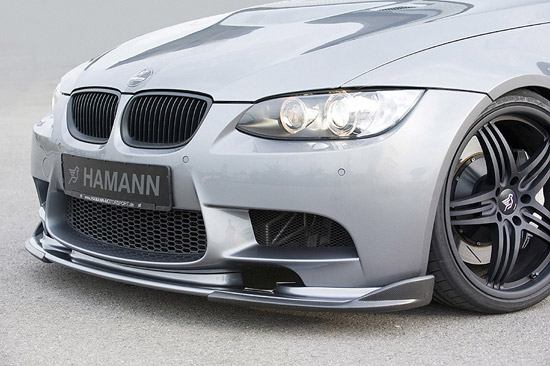 HAMANN BMW M3 E 92 and M3 E 93