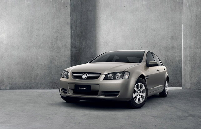 "2009 Holden VE Omega. ""The upgrade to this V6 engine was to enable improved"