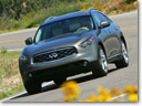 GKN Driveline's innovative AWD coupling debuts on new Infiniti FX series