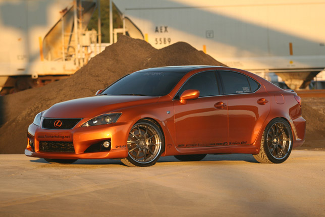 Lexus IS F by Fox Marketing/Artisan Performance