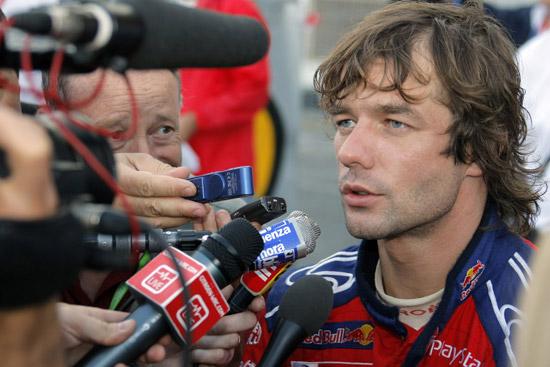 Sebastien Loeb Corsica