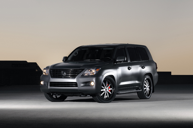 Lexus LX 570 by ICON 4x4 Design