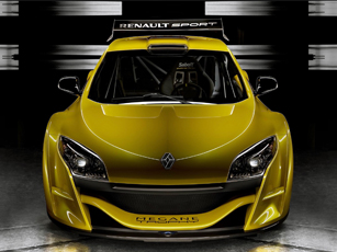 New Mégane Trophy: on track for the 2009