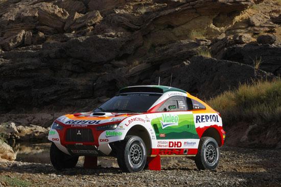 Mitsubishi Racing Lancer TurboDiesel