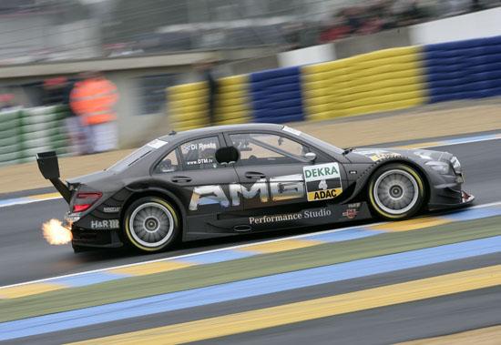 Paul Di Resta - AMG Mercedes C-Class