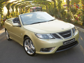 new saab convertible celebrates spring with a world debut in melbourne