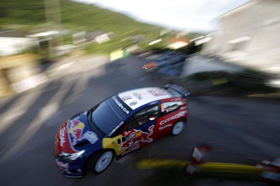 Sebastien Loeb - Citroen C4 WRC