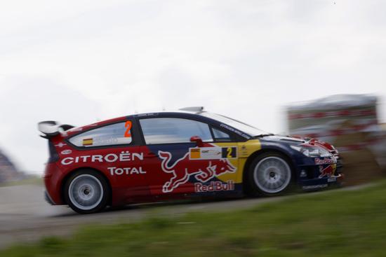 Sordo - Citroen C4 WRC