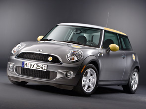 a new experience - driving pleasure without emissions: the mini e