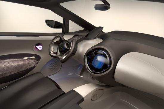Toyota Hybrid X concept car