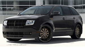 2008 Lincoln MKX by Street Concepts