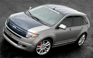2009 Ford Edge Sport Edition by Steeda