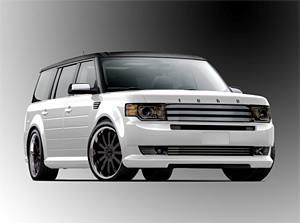 2009 Ford Flex by 3dCarbon