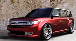 2009 Ford Flex by Galpin Auto Sports