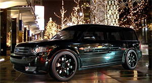 2009 Ford Flex by Mobsteel