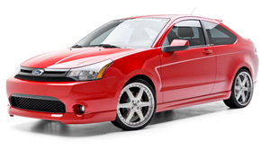 2009 Ford Focus Coupe by 3dCarbon