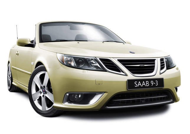 2009 Saab 9-3 2.0T Convertible Special Edition