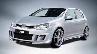 abt golf vi - volkswagen for individualists