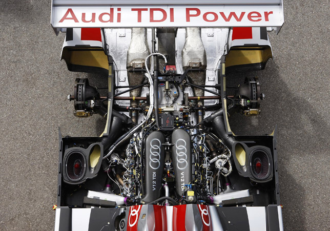 Audi has pioneered TDI technology on the racetrack
