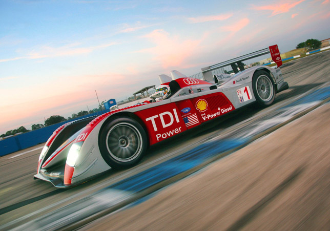 Audi R10 TDI sports prototype