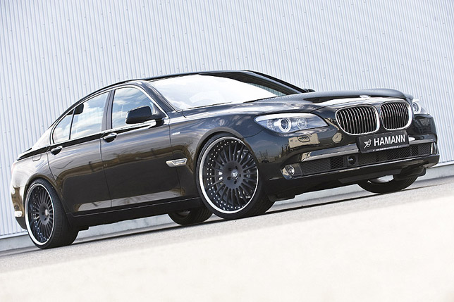 HAMANN wheels for the new BMW 7 series
