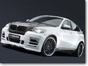 HAMANN front bumper unit EVO for BMW X6 E 71