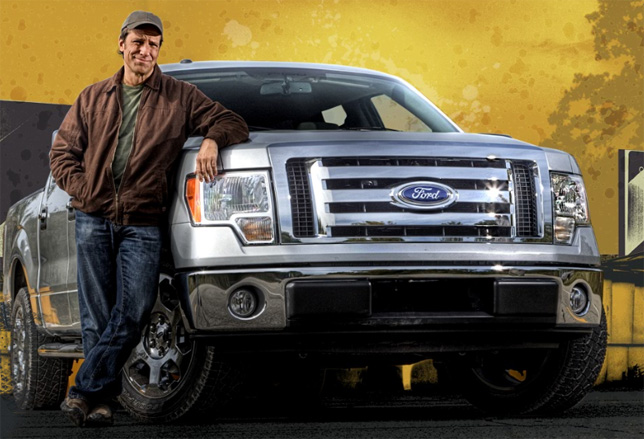 'BUILT FORD TOUGH' 2009 Ford F-150