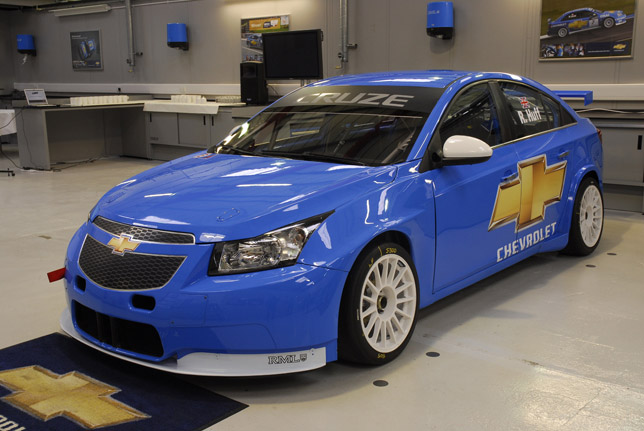 Chevrolet Cruze WTCC Car