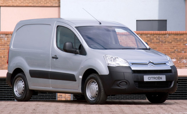 Citroen Berlingo 1.6i Dual Fuel van