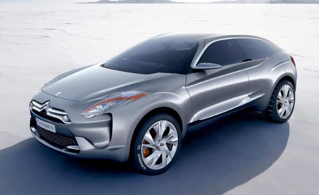 Citroen Hypnos - Best Concept Car 4x4 & MPV Driver Magazine