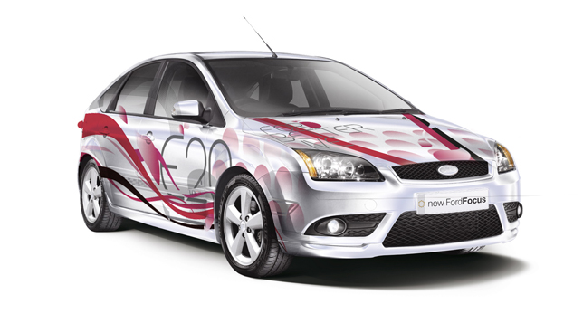 "Ford Focus - ""100 Designs to Save the World"""