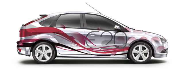 """Ford Focus - """"100 Designs to Save the World"""""""