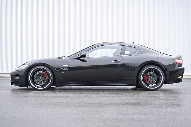 Maserati GranTurismo HAMANN 21 inch EDITION RACE wheels