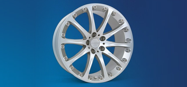 Hartge Winter wheel sets
