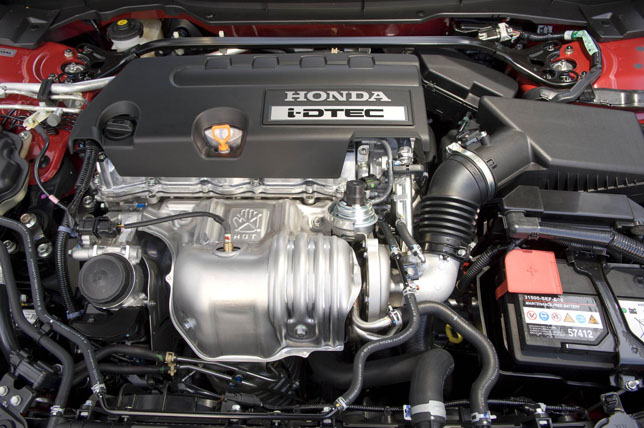 Honda Accord Diesel Automatic