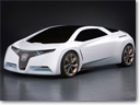 Honda FC Sport Design Study Suggests Hydrogen Sports Car Future