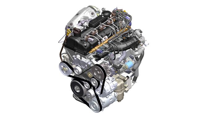 Hyundai R-Engine