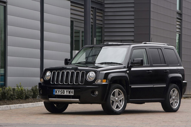 Jeep Patriot S-Limited