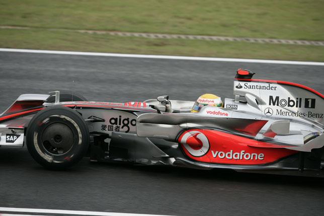 Lewis Hamilton - Vodafone McLaren Mercedes