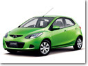 Mazda Refines Dynamic Demio