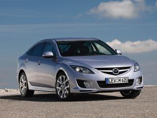 Mazda6 New 2.2-litre Diesel Engine