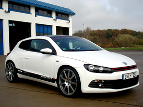 power and performance from mtm for the new vw scirocco