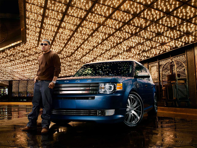 Nelly Ford Flex
