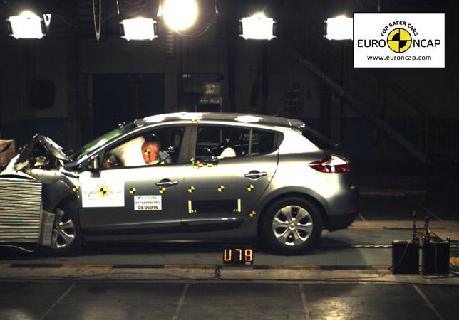Renault's New Megane Achieves Maximum Score In Euro Ncap Crash Test