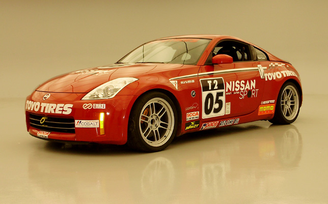 Rick Kulach Racing 350Z