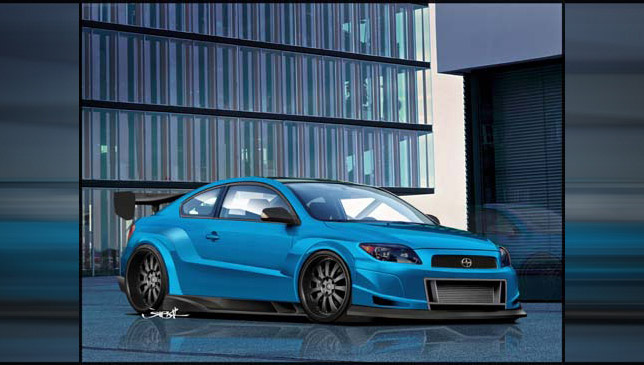 SCION tC by JOHN PANGILINAN