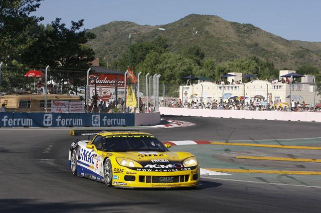 MOTORSPORT - GT FIA 2008 - SAN LUIS (ARG)