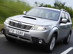 class-leading features for new forester turbo diesel
